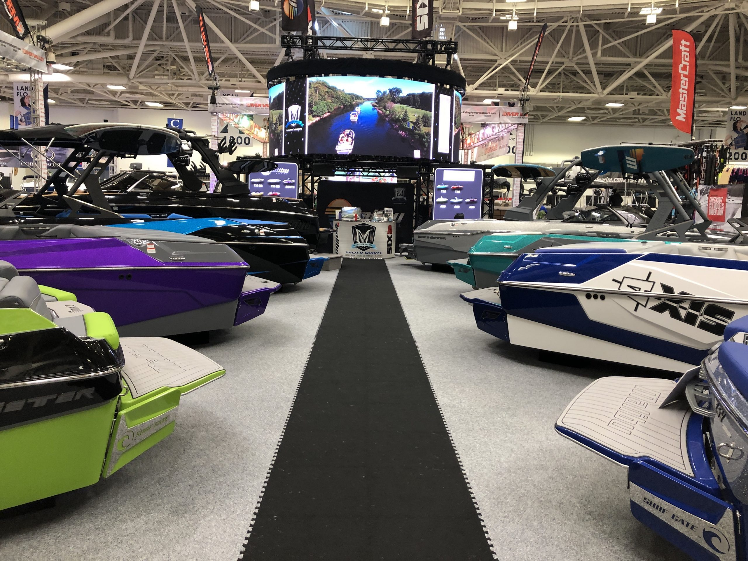 2020 Minneapolis Boat Show