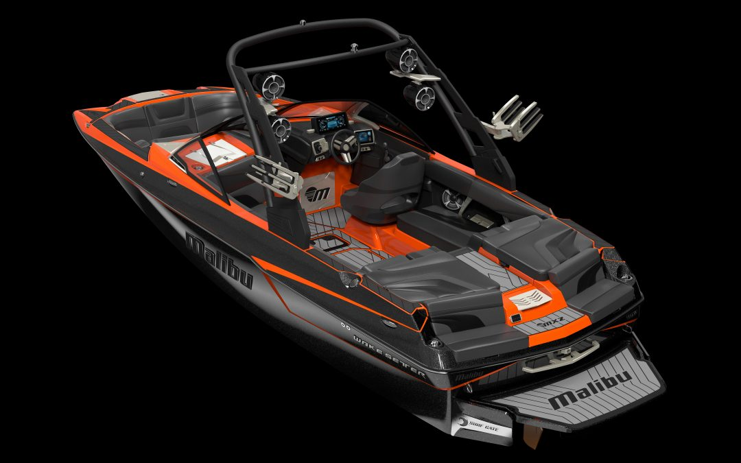 Malibu Maximizes Style, Wakes and Family Time With the New 22 MXZ and 24 MXZ for 2017