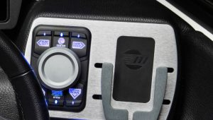 Sport Dash w/ Wireless Charging