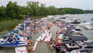 Minnesota Inboard Family Reunion Tie-Up