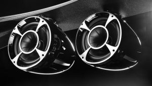 Wet Sounds Rev 8 Horn Speakers