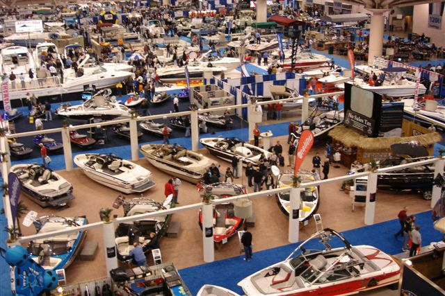2010 Minneapolis Boat Show