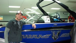 Minnesota Inboard XMAS Open House w/Jared Allen